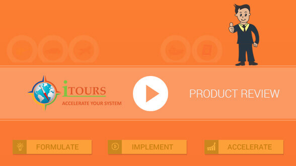 ITours – perfect web-based tour agency software